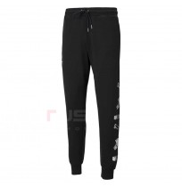 МЪЖКО ДОЛНИЩЕ PUMA AVENIR SWEATPANTS TR BLACK