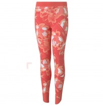 ДЕТСКИ КЛИН PUMA ALPHA AOP LEGGINGS G CORAL