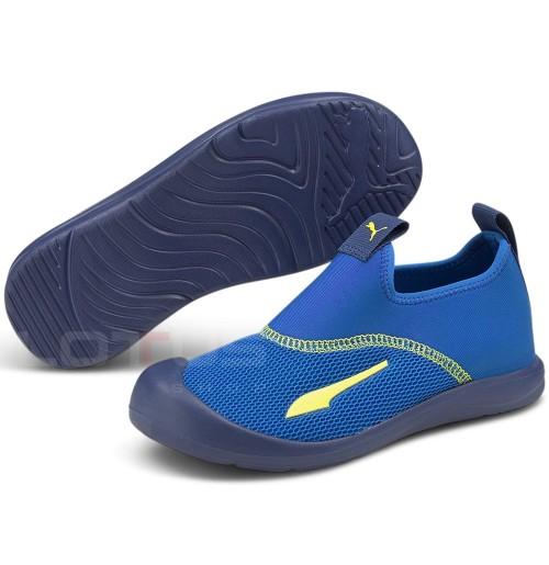 ДЕТСКИ ОБУВКИ PUMA AQUACAT SHIELD PS BLUE