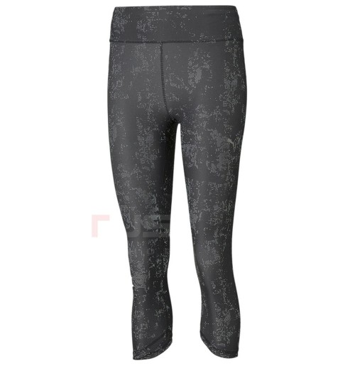 ДАМСКИ КЛИН PUMA RUN GRAPHIC REG RISE 3/4 TIGHT BLACK