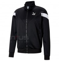 МЪЖКО ГОРНИЩЕ PUMA ICONIC MCS TRACK JACKET PT BLACK