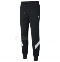 МЪЖКО ДОЛНИЩЕ PUMA ICONIC MCS TRACK PANTS PT BLACK