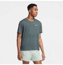 МЪЖКА ТЕНИСКА NIKE DF MILER TOP SS HASTA