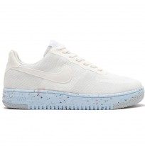 ДАМСКИ ОБУВКИ NIKE AF1 CRATER FLYKNIT WHITE