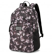 РАНИЦА PUMA ACADEMY BACKPACK FOREST BLACK/FLORAL