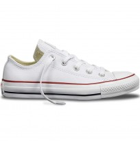 КЕЦОВЕ CONVERSE CHUCK TAYLOR ALL STAR LEATHER WHITE