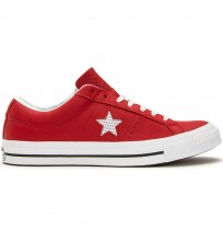МЪЖКИ КЕЦОВЕ CONVERSE ONE STAR OX FOOTWEAR RED