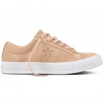 ДАМСКИ КЕЦОВЕ CONVERSE ONE STAR OX FOOTWEAR PINK