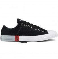 КЕЦОВЕ CONVERSE CHUCK TAYLOR ALL STAR BLACK/GREY/WHITE/RED