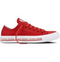 ДАМСКИ КЕЦОВЕ CONVERSE CHUCK TAYLOR ALL STAR OX RED
