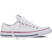 КЕЦОВЕ CONVERSE CHUCK TAYLOR ALL STAR OX OPTICAL WHITE