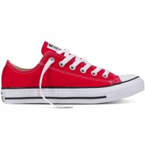 МЪЖКИ КЕЦОВЕ CONVERSE CHUCK TAYLOR ALL STAR OX RED