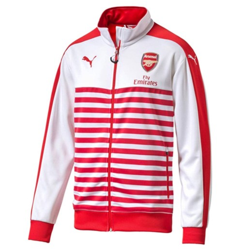 ГОРНИЩЕ PUMA AFC T7 ANTHEM JACKET WITH SPON
