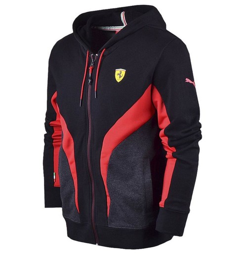 ГОРНИЩЕ PUMA SF HOODED SWEAT JKT