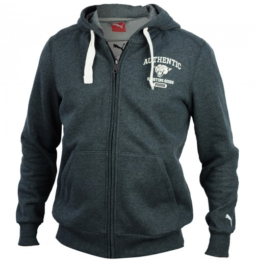 ГОРНИЩЕ PUMA FUN ATHLETIC FULL ZIP HD SWEAT