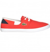 МЪЖКИ ОБУВКИ LACOSTE MARICE LACE 117 1 CAM RED