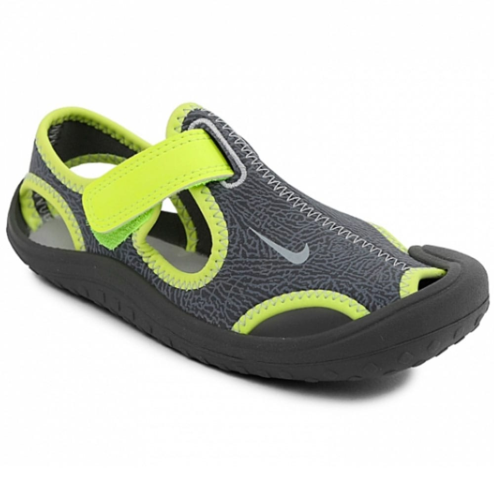 ... ДЕТСКИ САНДАЛИ NIKE SUNRAY PROTECT (PS) GREY ... e2fc836aaf8e