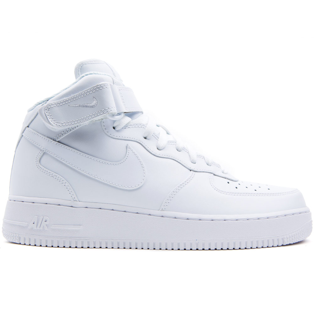 0ed46093ece МЪЖКИ КЕЦОВЕ NIKE AIR FORCE 1 MID 07 WHITE | Lotus Sport