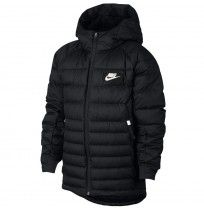 ДЕТСКО ЯКЕ NIKE NSW JKT HD DWN FILL GUILD550 BLACK