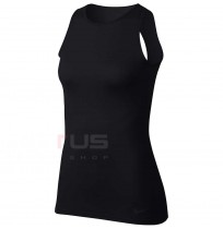 ДАМСКИ ПОТНИК NIKE DRY TANK OVAL BACK STDIO BLACK