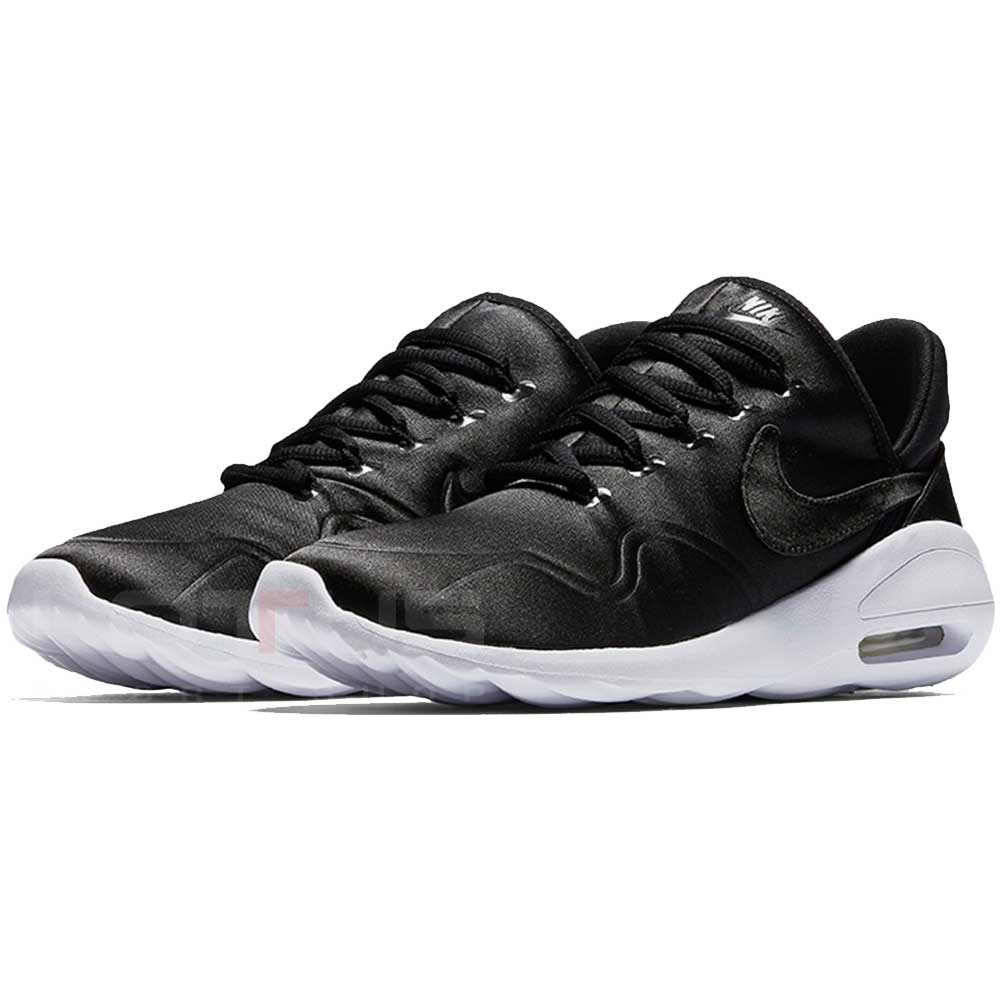 ... ДАМСКИ МАРАТОНКИ NIKE AIR MAX SASHA SATIN BLACK 7e842a818