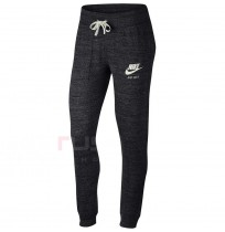 ДАМСКО ДОЛНИЩЕ NIKE NSW GYM VNTG PANT BLACK