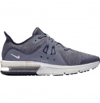 ДЕТСКИ МАРАТОНКИ NIKE AIR MAX SEQUENT 3 (GS) OBSIDIAN