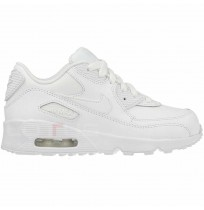 ДЕТСКИ МАРАТОНКИ NIKE AIR MAX 90 LTR (PS) WHITE