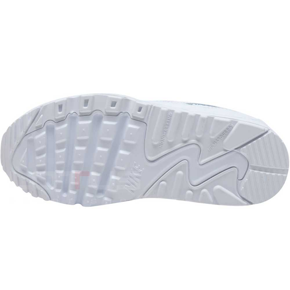 best authentic 07adf 10525 ... ДЕТСКИ МАРАТОНКИ NIKE AIR MAX 90 LTR (PS) WHITE ...
