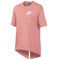 ДЕТСКА ТЕНИСКА NIKE NSW TOP SS CORE CORAL