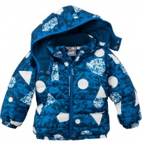 ДЕТСКО ЯКЕ PUMA MINICATS PADDED JACKET BLUE