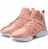 ДАМСКИ МАРАТОНКИ PUMA MUSE ECHO SATIN EP WNS FOOTWEAR PEACH BEIGE