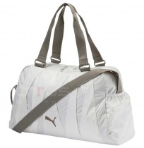 ДАМСКА ЧАНТА PUMA EN POINTE SPORTS BAG WHITE