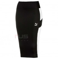 ДАМСКА ПОЛА PUMA PENCIL SKIRT BLACK