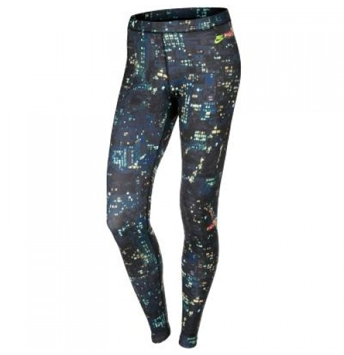 КЛИН NIKE RUN CITY PRINT LEGGING TIGHT