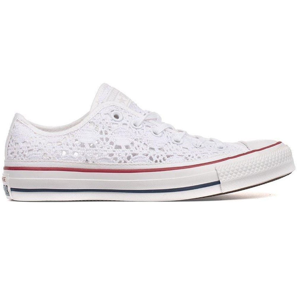 4907a5cb67b6 Sale ДАМСКИ КЕЦОВЕ CONVERSE CHUCK TAYLOR ALL STAR SPECIALTY OX WHITE