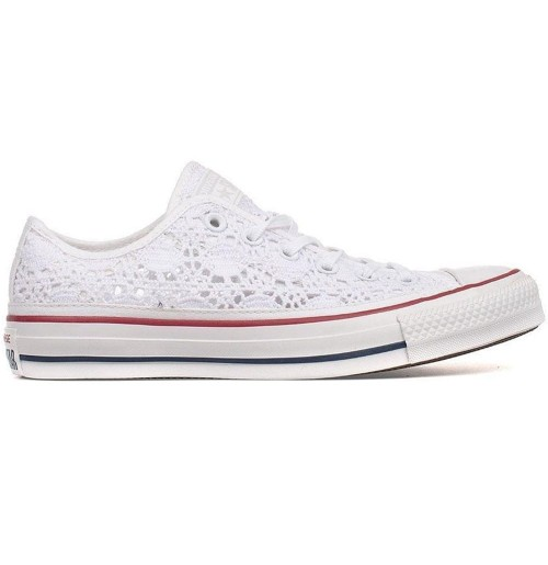 ДАМСКИ КЕЦОВЕ CONVERSE CHUCK TAYLOR ALL STAR SPECIALTY OX WHITE
