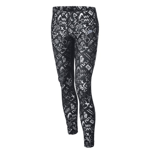 ДЕТСКИ КЛИН NIKE GIRLS RUN HERITAGE PRINTED TIGHTS