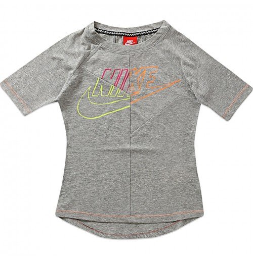 ДЕТСКА ТЕНИСКА NIKE GIRLS RUN HTG
