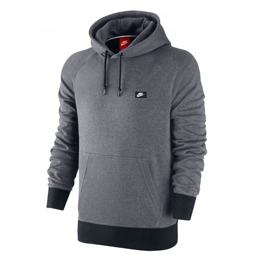 ГОРНИЩЕ  NIKE AW77 FT HOODY-SHOEBOX