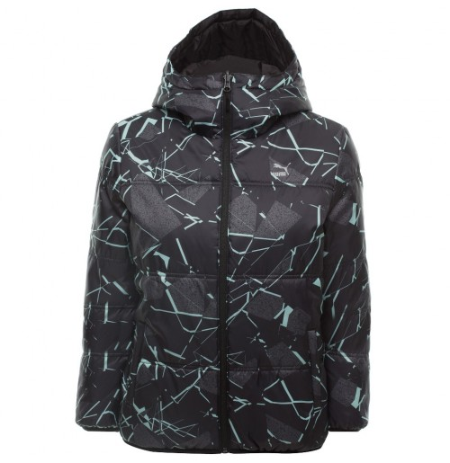 ЯКЕ PUMA REVERSIBLE PADDED JACKET JACKET WNS