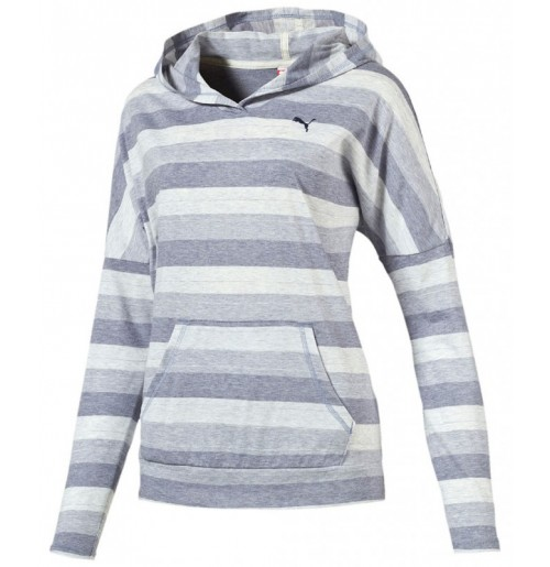 ГОРНИЩЕ PUMA STYLE PB HOODED COVER UP SWEATER