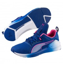 ДАМСКИ МАРАТОНКИ PUMA FIERCE LOW WNS FOOTWEAR BLUE
